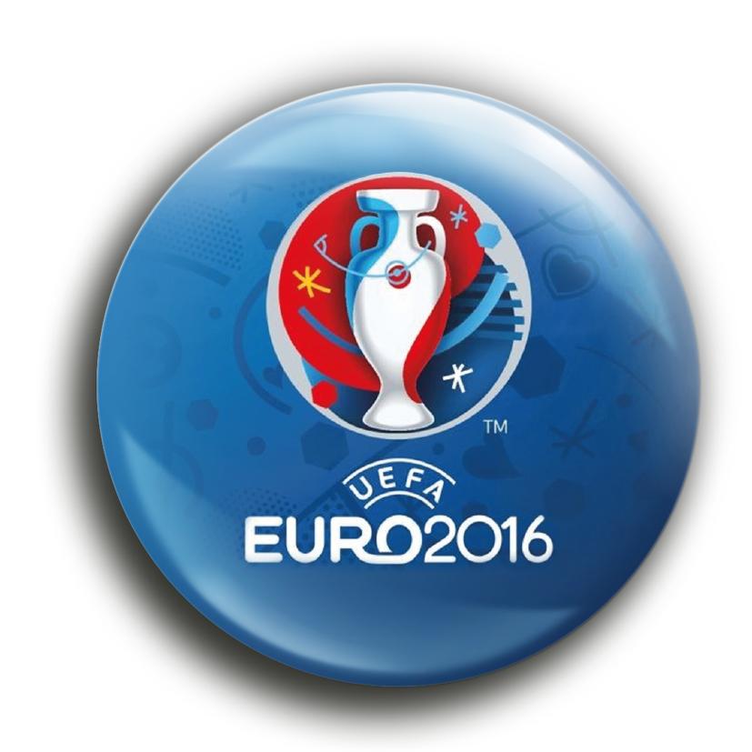 Euro 2016 Button