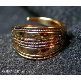Birka ring bronze small