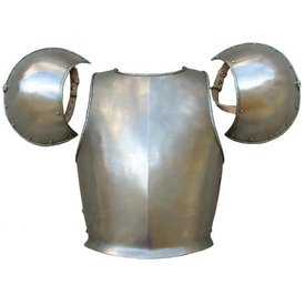 Breastplate with shoulder pieces