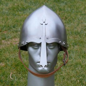 French nasal helmet