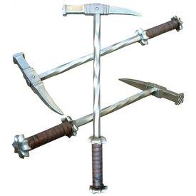 Fabri Armorum Steel war hammer
