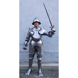 Suit of armour Moritz of Saxony