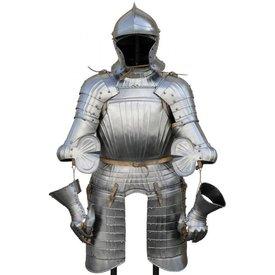 17th century half suit of armour