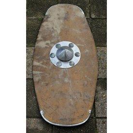 Celtic shield Alesia