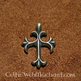 15th century cross pendant
