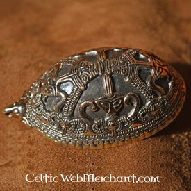 Turtle brooch Birka
