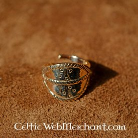 Gotland ring bronze small