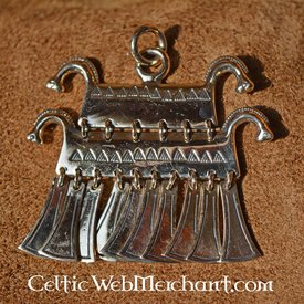 La Tène horse pendant