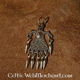 Celtic pendant Cles-Mechel