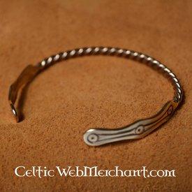 Gotland bracelet Vendel style