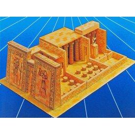 Model building kit Temple of Amon (Karnak)