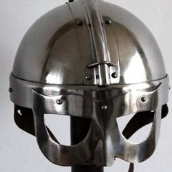 LARP Helmets & plate armour