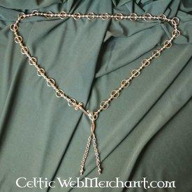 Celtic link belt