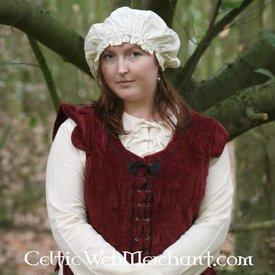 17th century lady cap