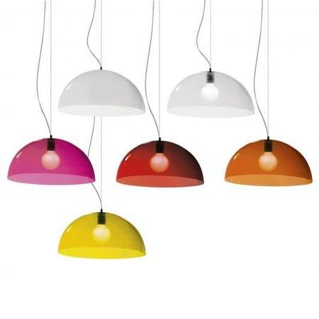 Martinelli Luce Hanging lamp BUBBLES Ø55 - TRANSPARENT