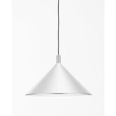 Martinelli Luce Hanging lamp CONO - Ø45 - WHITE