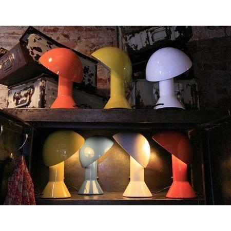 Martinelli Luce Table Lamp ELMETTO - ∅ 22 H 28 - BLACK