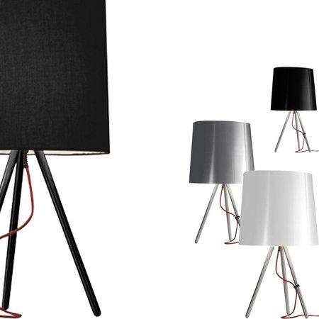 Martinelli Luce Table Lamp EVA - ∅ 20 H 38 - WHITE