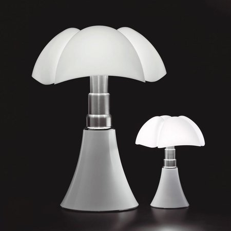 Martinelli Luce Table Lamp MINI PIPISTRELLO - ∅ 27 H 35 - WHITE