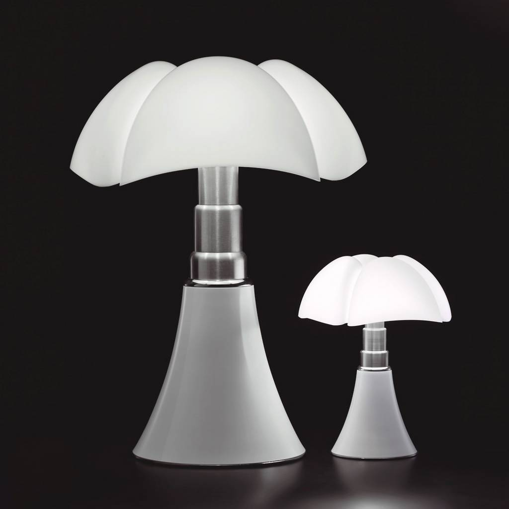 Martinelli Luce Led Table Lamp Mini Pipistrello White
