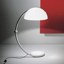 Martinelli Luce SERPENTE - Staande lamp - Wit