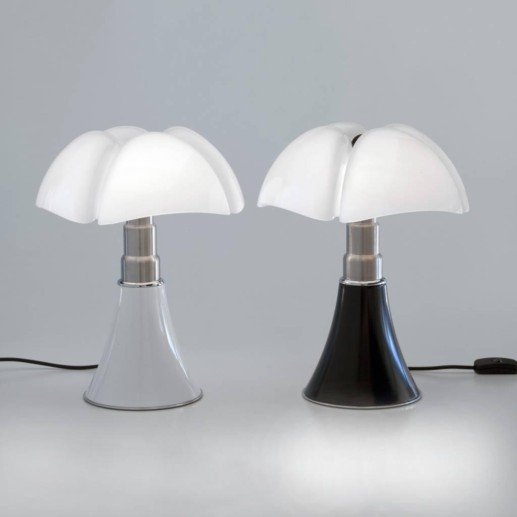 Martinelli Luce, LED Tafellamp MINI PIPISTRELLO, Bruin. - DUURK