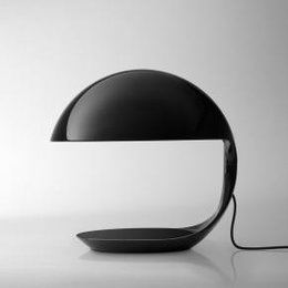 Martinelli Luce Table Lamp COBRA - Black