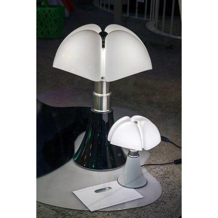 Martinelli Luce Table lamp PIPISTRELLO DARK BROWN ∅ 55 H 66-86