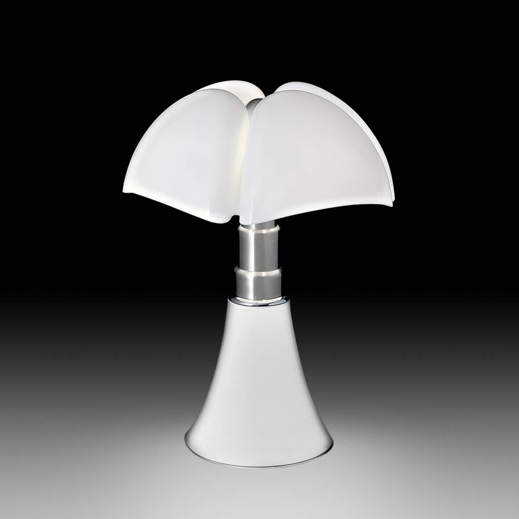 martinelli luce tafellamp pipistrello wit duurk. Black Bedroom Furniture Sets. Home Design Ideas