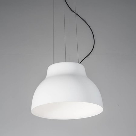 Martinelli Luce LED Hanging lamp CICALA - WHITE