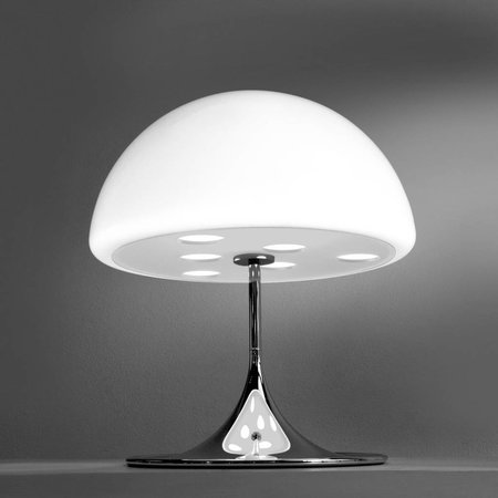 Martinelli Luce Table lamp MICO - ∅ 30 H 40 - WHITE