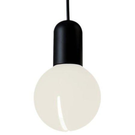Martinelli Luce Hanging lamp O! - ∅ 10 H 18 - WHITE