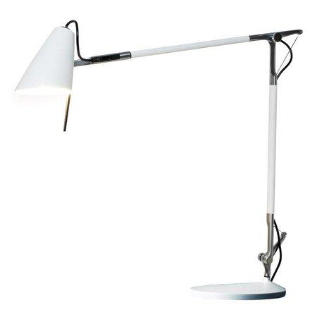 Nemo Desk lamp - Leo - White