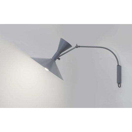 Nemo Wall Lamp - Mini Lampe de Marseille - Whitewash