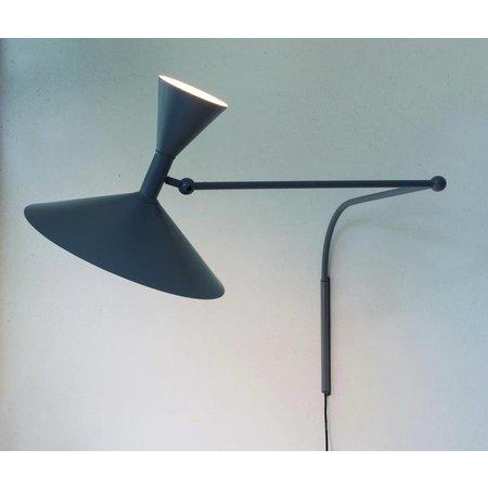 Nemo Wall Lamp - Mini Lampe de Marseille - Gray