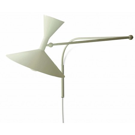 Nemo Wall Lamp - Lampe de Marseille - Whitewash