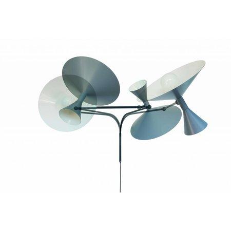 Nemo Wall Lamp - Lampe de Marseille - Gray