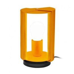 Nemo Table lamp - Pivot Ante a Poser - Yellow