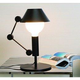 Nemo mr.Light short - Tafellamp - Zwart