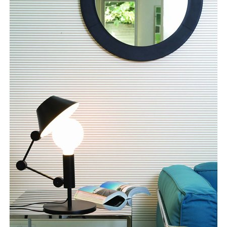 Nemo Table lamp - mr.Light short  - Black