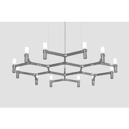 Nemo Hanging lamp - Crown Plana Minor - Polished metal