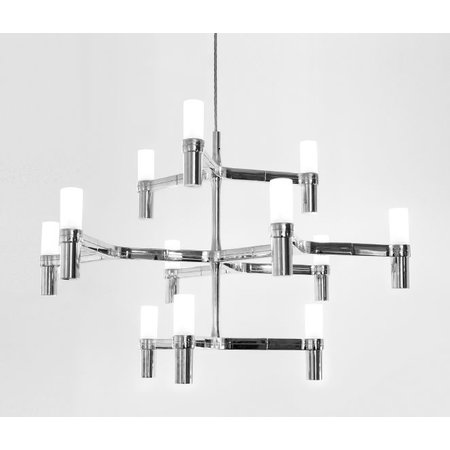 Nemo Hanging lamp - Crown Minor - Polished metal