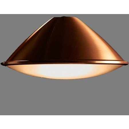 Antonangeli LED Ceiling Lamp - Armonica - Brushed copper