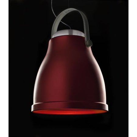Antonangeli Pendant Lamp - Small Bell - Red