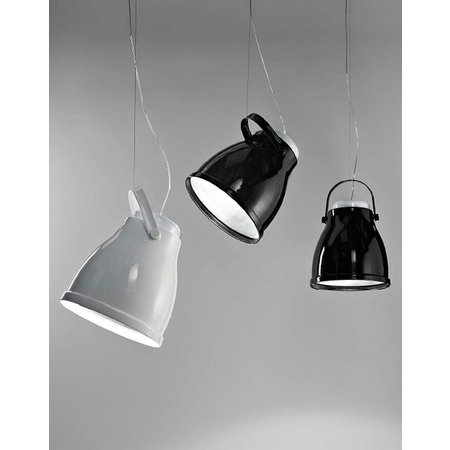 Antonangeli Pendant Lamp - Small Bell - Black