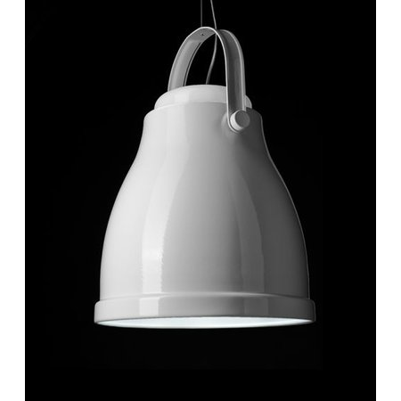 Antonangeli Pendant Lamp - Small Bell - slide 23 - White