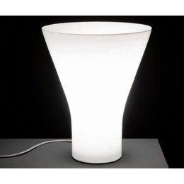 Oluce Arezzo 227 - Tafellamp - Wit