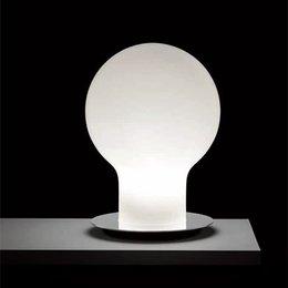 Oluce Denq 229 - Tafellamp - Wit
