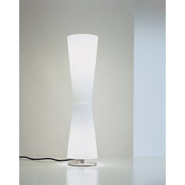 Oluce Table lamp - Lu-Lu 211 - White