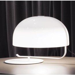 Oluce Zanuso 275 - Tafellamp - Wit